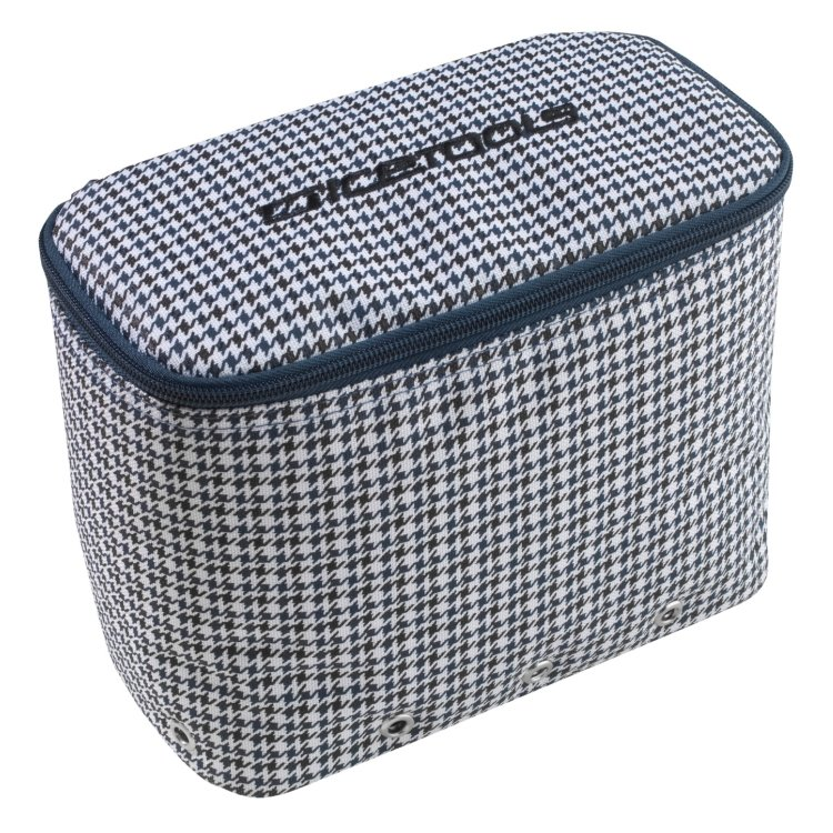 Icetools WASH BAG Blue Tweed