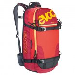 Evoc FREERIDE GUIDE TEAM 30 Liter Red/Ruby