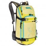 Evoc FREERIDE PRO WOMEN 20 Liter Yellow/Sulphur