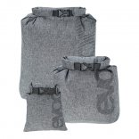Evoc SAFE POUCH SET WATERPROOF Black/Heather Grey