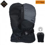 Pow WARNER GTX SHORTMITT Charcoal