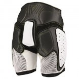 Dainese ACTION SHORT PROTECTION Bianco/Nero