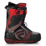 Flow RIFT QUICK FIT Black/Red