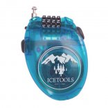 Icetools MR. LOCK Clear Blue Mountains