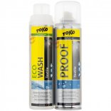 Toko DUO PACK Textile Proof + Eco Textile Wash