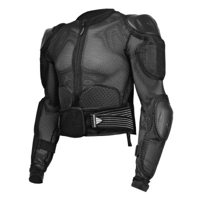 Icetools FULL BODY ARMOR Black