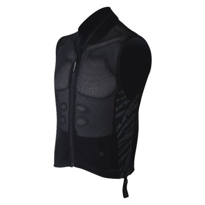Icetools SPINE JACKET Black