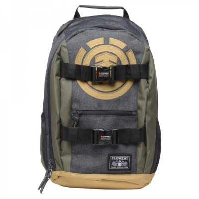 Element MOHAVE BACKPACK 30 Liter Charcoal Heather Moss Green