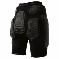 Dainese SEAMLESS SHORT LADY Black