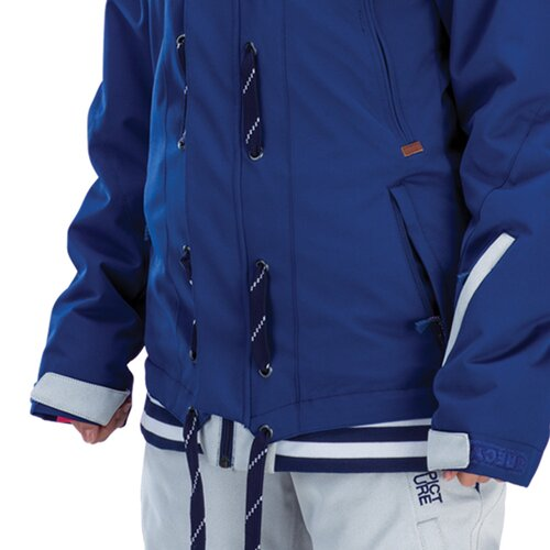 Picture COOLER 2 JACKET Dark Blue