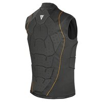 Dainese WAISTCOAT SOFT FLEX KID Black/Orange