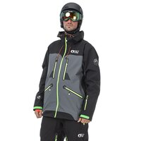 Picture NAIKOON JACKET Anthracite/Black