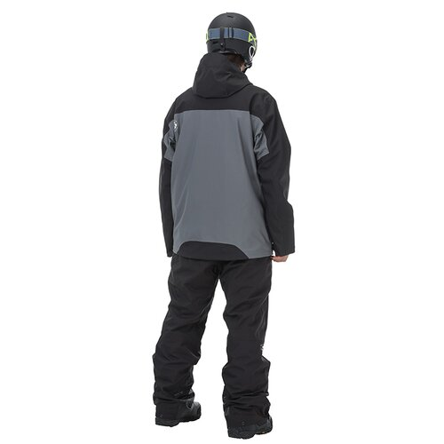Picture NAIKOON JACKET Anthracite/Black S