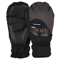 Pow WOMENS ASTRA GLOVE MITT Black