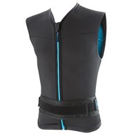 Icetools EVO SHIELD MEN Black/Blue