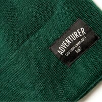 hä? ADVENTURER BEANIE Green