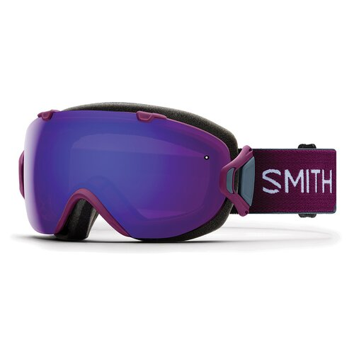Smith I/OS Grape Split / ChromaPop Everyday Violet  Mirror + Lens
