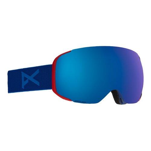 17c4b69c623a Anon M2 Blue   Sonar Infrared Blue + Lens - Powderforce.com ...