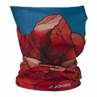 Jones ANDES NECKWARMER Red