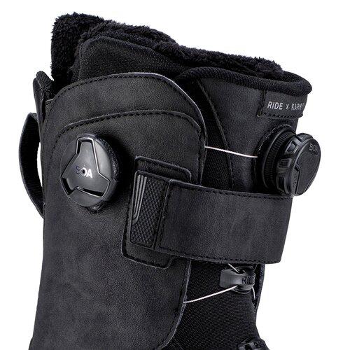 24c960b712313 Ride KARMYN Black - Powderforce.com Boardshop