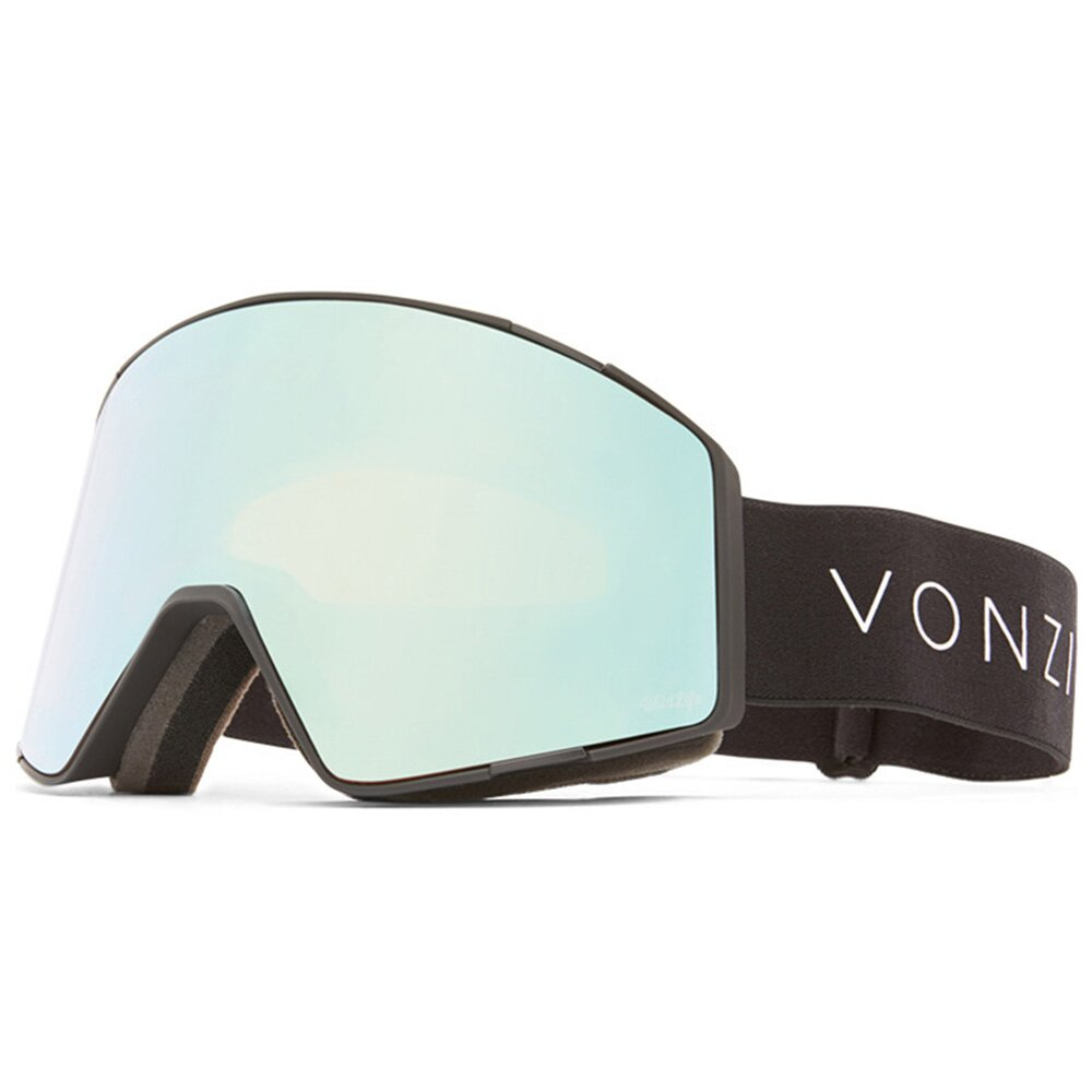 Von Zipper CAPSULE Black Satin / Wild Stellar Chrome