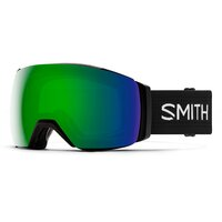 Smith I/O MAG XL Black / ChromaPop Sun Green Mirror + Lens