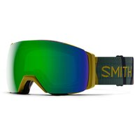 Smith I/O MAG XL Spray Camo / ChromaPop Sun Green Mirror...