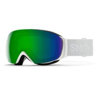 Smith I/O MAG S White Vapor / ChromaPop Sun Green Mirror+...