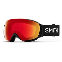 Smith I/O MAG S Black / ChromaPop Photochromic Red...