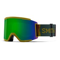 Smith SQUAD XL Spray Camo / ChromaPop Sun Green Mirror +...