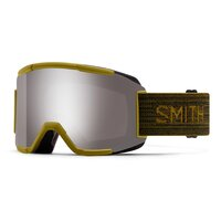 Smith SQUAD Mystic Green / ChromaPop Sun Platinum Mirror...