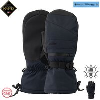 Pow WAYBACK GTX LONG MITT +WARM Black