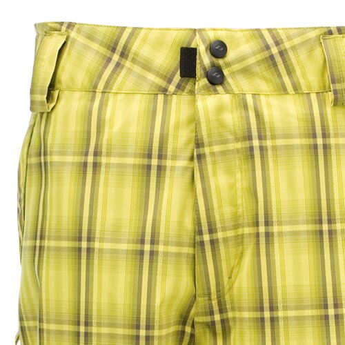 Ride BELLTOWN CARGO Waylon Plaid Pale Gold