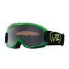 Von Zipper SIZZLE GREEN TRANSLUCENT Bronze Chrome