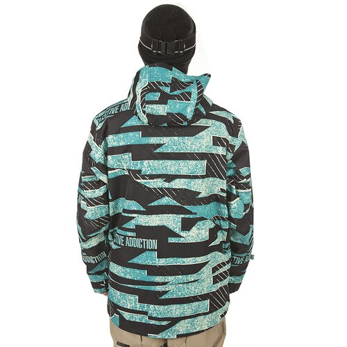 Rome STANCE JACKET Collective Print