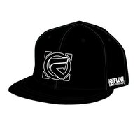 Flow FADED CAP Black