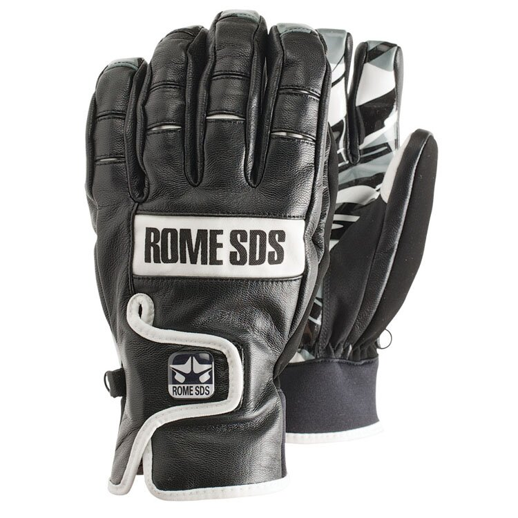 Rome BUSHWOOD Black