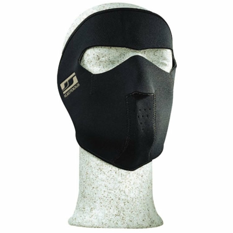 Icetools HEAD MASK Black L