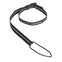 Icetools SLIM LEASH Black