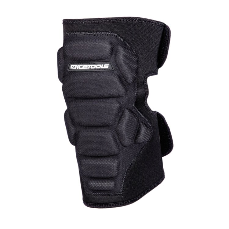 Icetools KNEE PADS Black L/XL