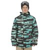Rome STANCE JACKET Collective Print M