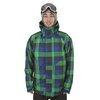 Vans LANDEN INSULATED Ultramarine Blue Jack Plaid L