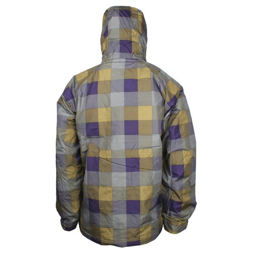 Vans LANDEN INSULATED Dark Khaki Jack Plaid S