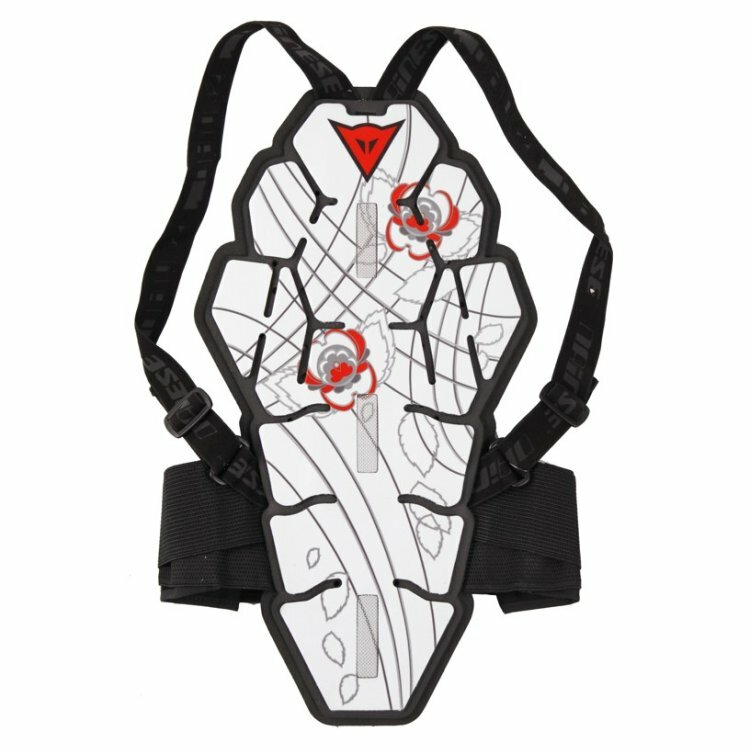 Dainese BACK PROTECTOR SOFT LADY Nero S